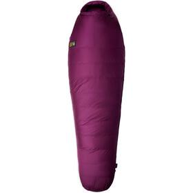 Mountain Hardwear Rook Sleeping Bag -1°C Long Damen cosmos purple